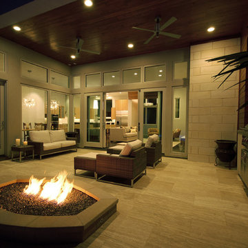 Bowman Residence Outdoor Living