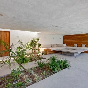 Brentwood Hills Modern Construction