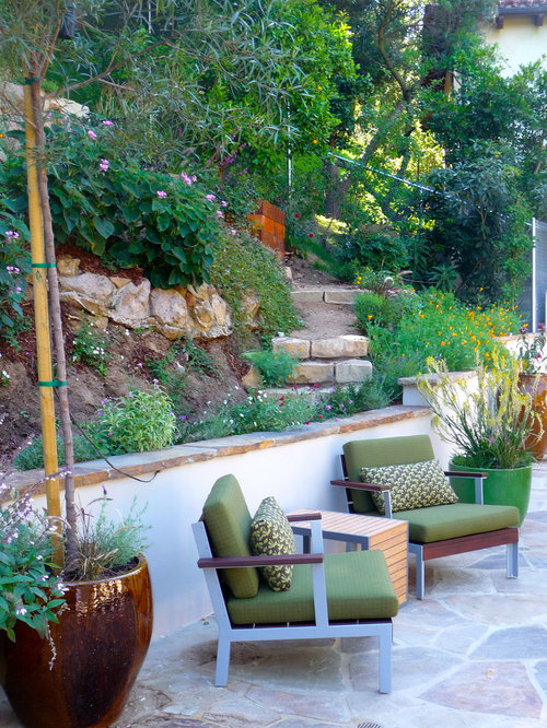 Stucco Retaining Wall Ideas Pictures Remodel And Decor