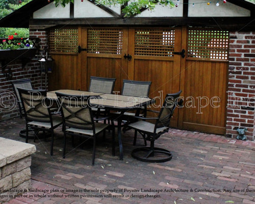 Clay Paver Patio Ideas, Pictures, Remodel and Decor