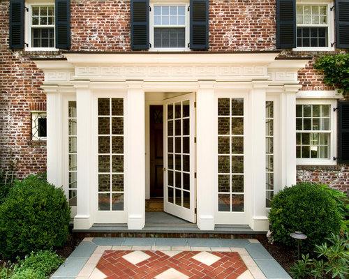 Brick Georgian Estate, Greenwich, CT