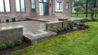 Brick Paver Patios and Landscaping Ideas