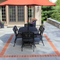 traditional patio by Designing Eden llc