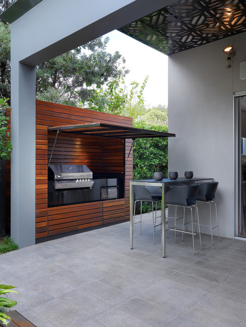Bbq Grill Surround Ideas | Houzz