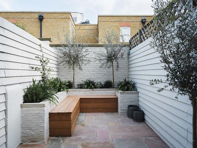 Contemporain Terrasse et Patio by Timothy Tasker Architects