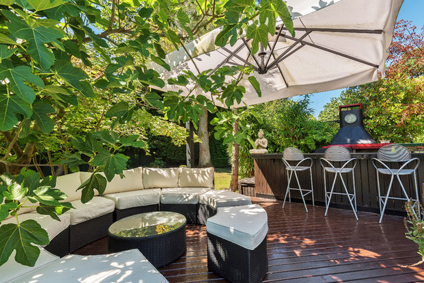 Tropical Patio by Design Duo