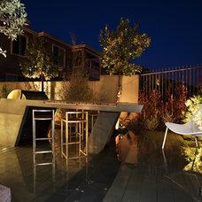 Contemporary Patio by Urban Landscape