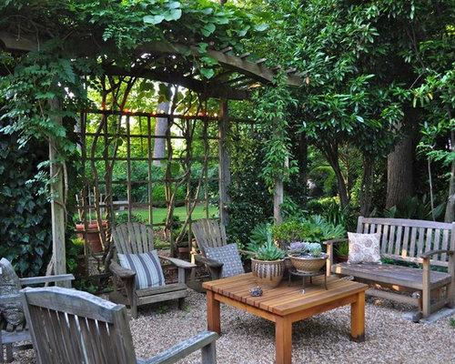 cozy garden sitting area design ideas remodel pictures houzz