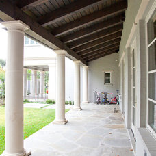 Traditional Patio by English Heritage Homes of Texas