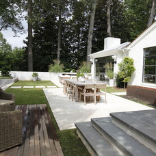 Farmhouse Patio by The Norwood Group