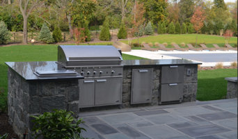 Built in BBQ and Fireplaces