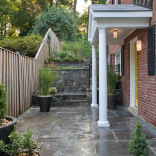 Traditional Patio by ART Design Build