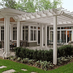 traditional patio by Structured Creations Inc