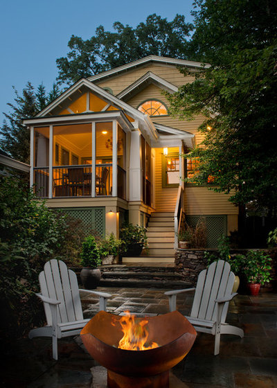 Craftsman Patio by Fisher Group LLC