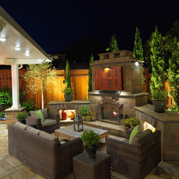 Burlingame, CA Backyard Remodel