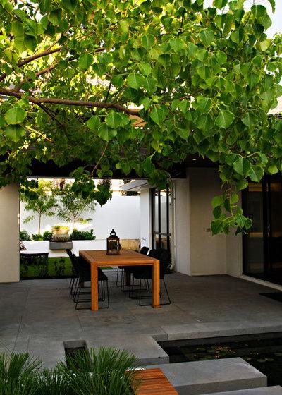 Asiatique Terrasse et Patio by Tim Davies Landscaping | Perth