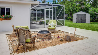 """""""By the Beach"""" Private Backyard Fire-Pit! South East FL"""