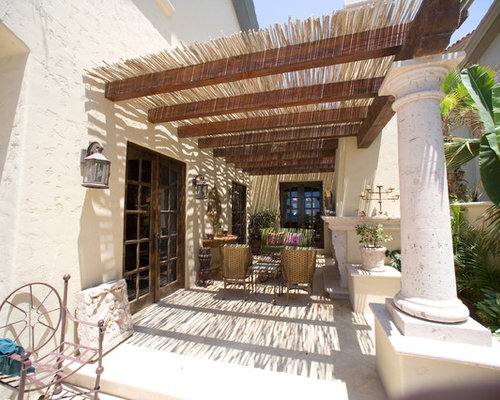 Bamboo Awning Design Ideas Amp Remodel Pictures Houzz