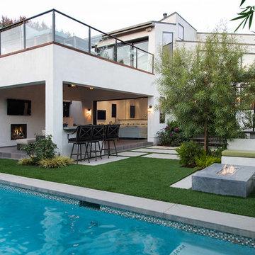 California Contemporary House