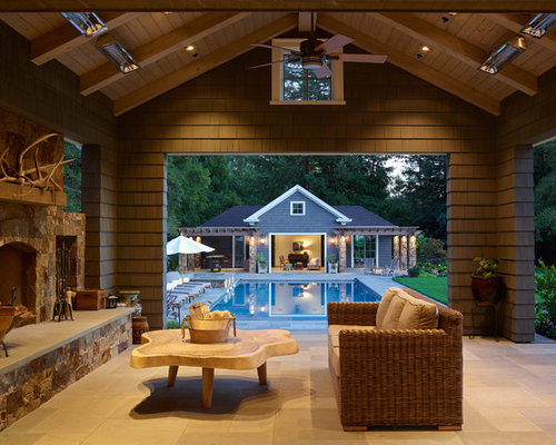 Outdoor room ideas, pictures, remodel and decor