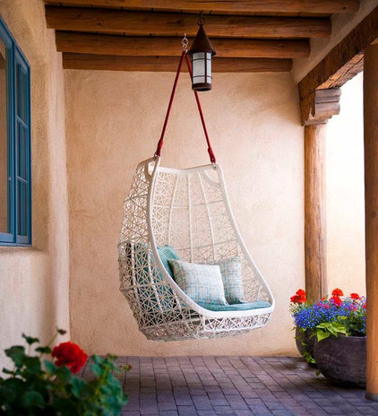 Southwestern Patio by R Brant Design