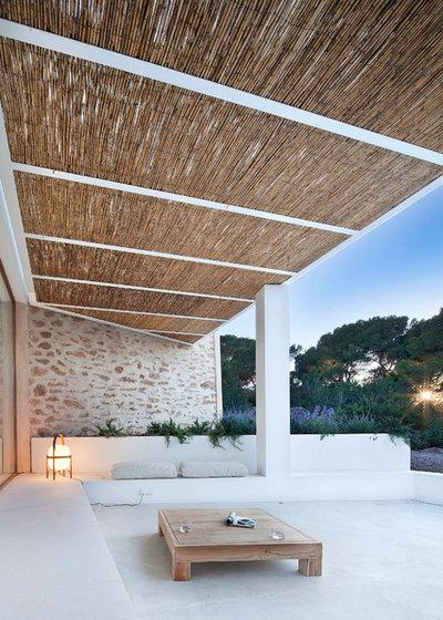 Mediterráneo Patio by Marià Castelló, Architecture