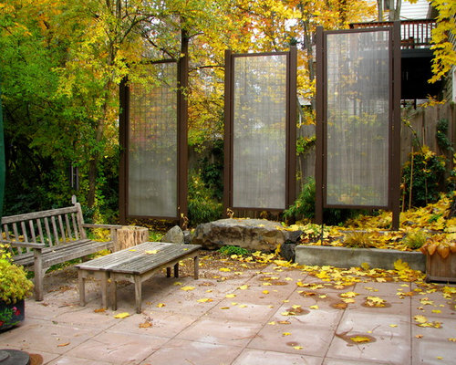 Garden Screen Ideas Pictures Remodel and Decor