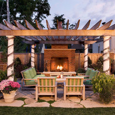 Traditional Patio by Choice Wood Company