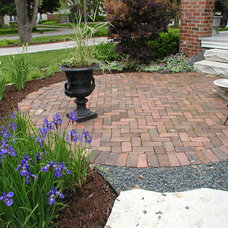 Traditional Patio by Western DuPage Landscaping, Inc.