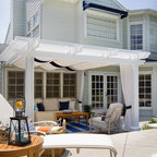 Nautica Beach Style Patio San Diego By Hill