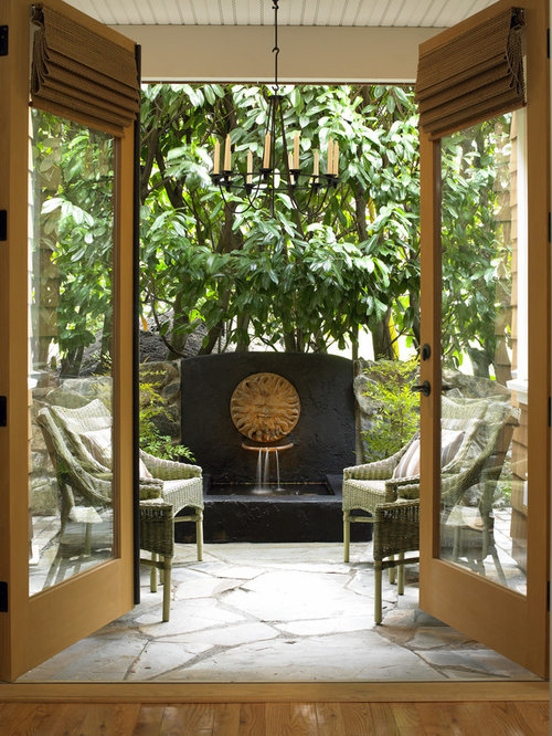 Best Small Patio Design Ideas & Remodel Pictures | Houzz on Houzz Backyard Patios id=16044