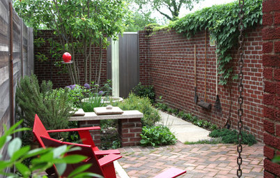 How Brick Fits Into Today's Gardens