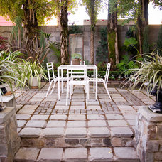 Traditional Patio by Reynlds-Sebastiani Design Services