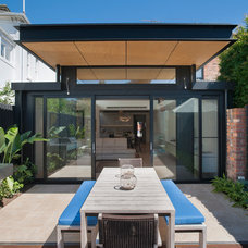 Contemporary Patio by i2 Homes