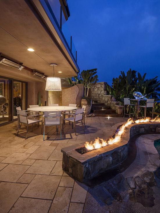 tropical patio design ideas, remodels & photos | houzz - Tropical Patio Design