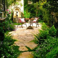 Traditional Patio by Linda L. Floyd, Inc., Interior Design