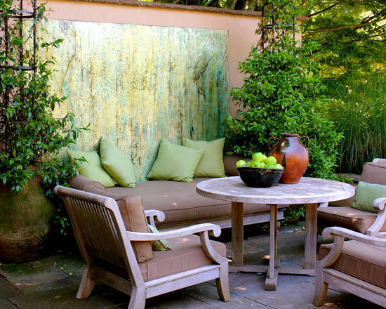 Garden Furniture Traditional painting outdoor furniture | houzz