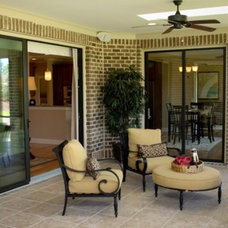 Traditional Patio by Trusst Builder Group
