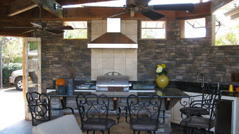 Carpenter Outdoor Kitchen