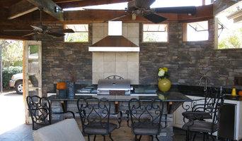 Carpenter Outdoor Kitchen