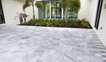 Carrera White Marble Pool Deck Pavers