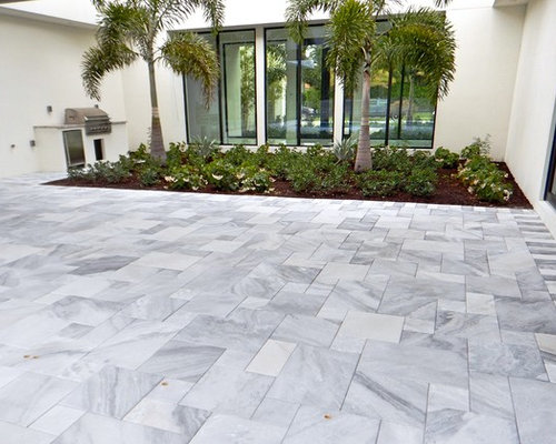 Marble Pool Decks Captivating Carrera White Marble Pool Deck Pavers