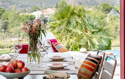 Más vale una imagen...: 21 comedores al aire libre para el verano