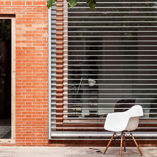 Immagine di un patio o portico industriale