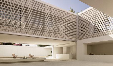Arquitectura: La celosía encuentra nuevas formas de expresión