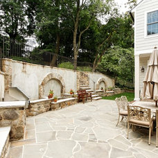 Traditional Patio by Case Design/Remodeling, Inc.