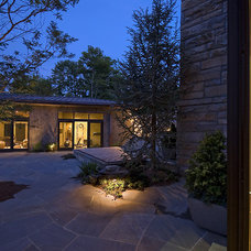 Contemporary Patio by The Berry Group