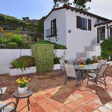 Mediterranean Patio by Tim Nelson | Willis Allen Real Estate