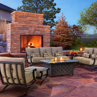 Castelle Patio Furniture Inspiration For A Timeless Remodel In Atlanta