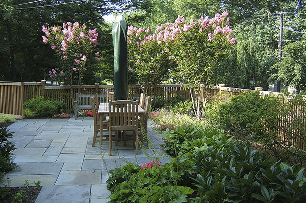 Traditional Patio by GreenHeart, LLC